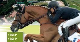 Equitation, Jumping International, CSI***.