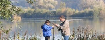Initiation gratuite à la pêche au brochet