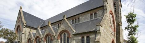 Visite guidée de l'église Sainte Jeanne d'Arc