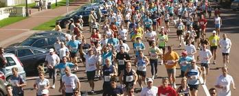 32ème édition des 10 et semi-marathon du Touquet
