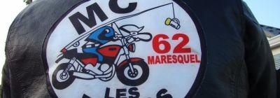 """18ème rallye touristique moto par le moto club """"Les Barjos"""""""
