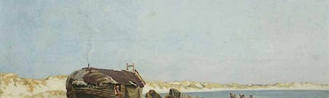 Peinture et caloges à Berck
