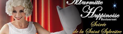 """Réveillon de la Saint Sylvestre avec animation DJ """"All Night Prestige"""" et cotillons"""