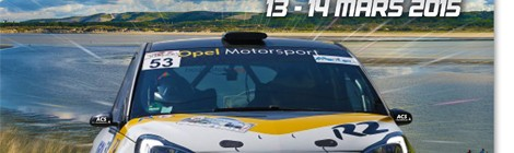 55ème Rallye Automobile - Le Touquet/Pas-de-Calais