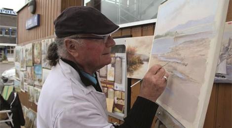 21ème Journée des Peintres dans la Rue