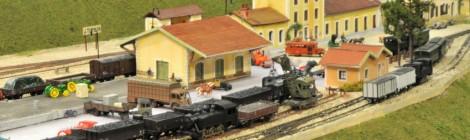 2° Bourse Internationale de modélisme ferroviaire