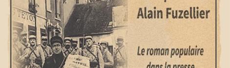 """Conférence """"Le roman populaire dans la presse des départements durant la Grande Guerre"""","""