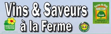 """Salon """"Vin et Saveurs à la ferme"""""""