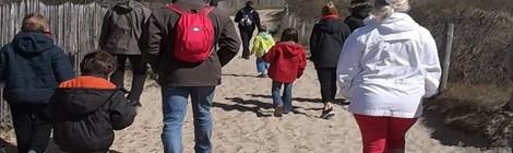 Balade commentée « à la découverte du milieu dunaire et de l'estran »
