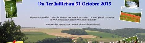 """Concours Photos """"L'été, l'automne, un regard, des paysages dans le Canton d'Hucqueliers"""""""