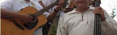 """Les Musicales du Port animées par le groupe """"Des Gars Des Eaux"""", chants marins traditionnels"""