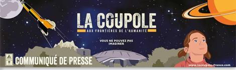 """Soirée d'observation """"La nuit des étoiles"""" à La Coupole"""
