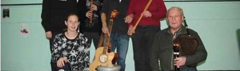 """Les Musicales du Port animées par le groupe """"Caval'Trad"""""""