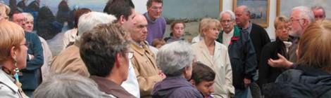 """Visite """"Privilège"""" au Musée d'Opale Sud avec Georges Dilly, conservateur du Musée"""