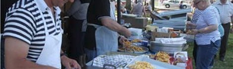 MOULES / FRITES AVEC ANIMATION MUSICALE