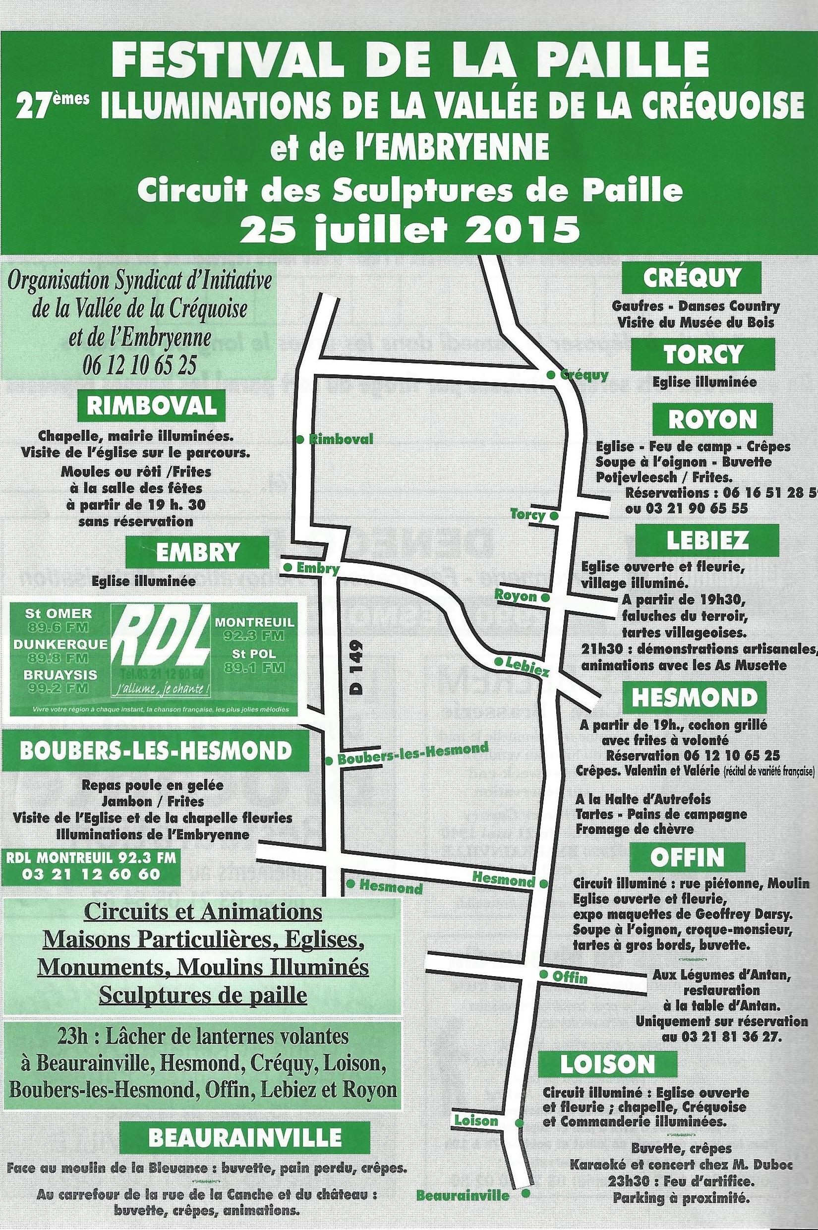 Festival De La Paille Oukankoi