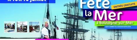 """""""La Côte d'Opale fête la Mer"""" 7ème édition"""