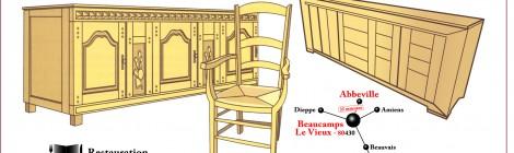 Fête de la chaise et du meuble picards et contemporains