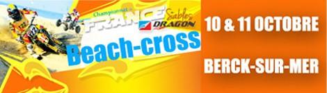 12e édition du Beach-cross