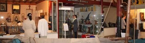 MUSEE DE LA MARINE Exposition Gervais Perrault