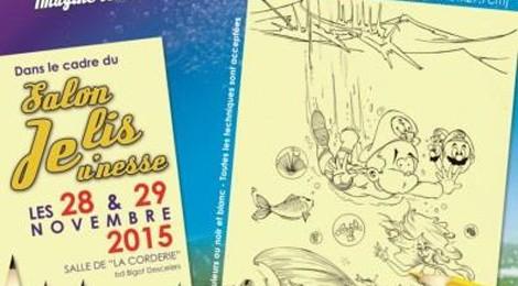 Imagine le monde sous-marin Grand concours de dessin