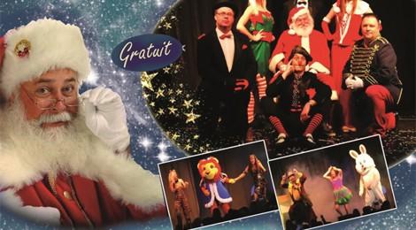 "Spectacle de Noël ""En attendant Noël …"""