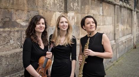 Trio Empreinte / violon-saxophone-piano