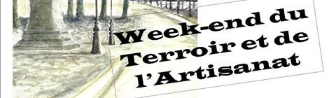 Week-end du terroir et de l'artisanat de la Pentecôte