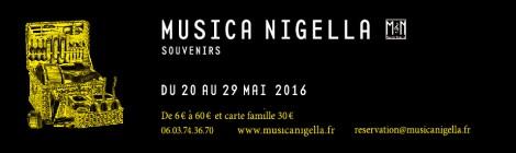 11ème Festival Musica Nigella