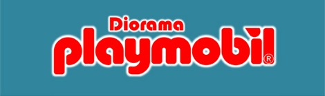 Diorama Playmobil : les animations