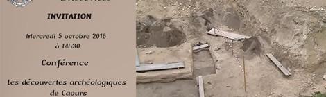 Les découvertes archéologiques de Caours