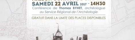 CONFÉRENCE HISTORIQUE PAR THOMAS BYHET
