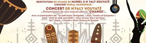 FESTIVAL D'ART AFRICAIN