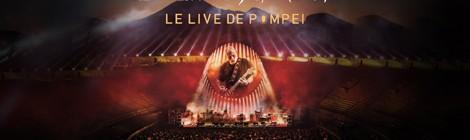 DAVID GUILMOUR, LE LIVE DE POMPÉI