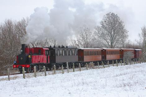 16 12 cayeux trains pere noel
