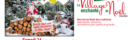 LE VILLAGE ENCHANTÉ DE NOËL