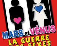 MARS ET VENUS, LA GUERRE DES SEXES