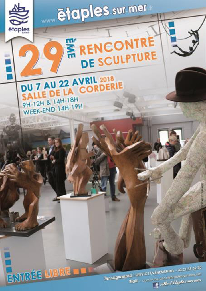 07 04 etaples rencontre de sculpture