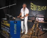 Repas dansant animé par Benny Delhove