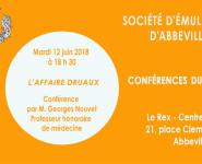 L'AFFAIRE DRUAUX