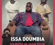 ISSA DOUMBIA en spectacle