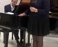 CONCERT PIANO ET VOIX