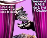 WEEK-END DE LA MAGIE