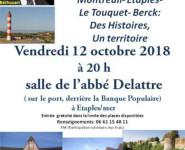 MONTREUIL, ÉTAPLES, LE TOUQUET-BERCK : DES HISTOIRES, UN TERRITOIRE