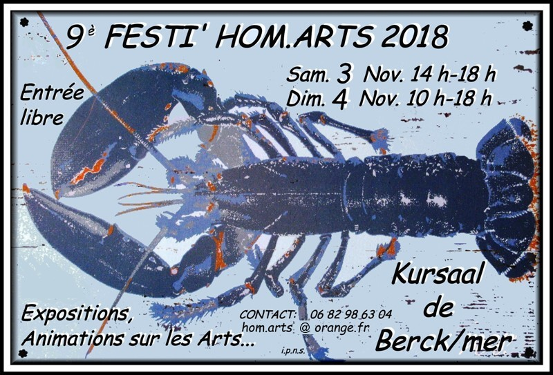 AFFICHE REDUITE FESTI HOM ARTS NOV - Copie