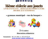 16ème RÉDERIE AUX JOUETS