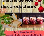 1er MARCHÉ DU TERROIR DES PRODUCTEURS « formule Noël » !