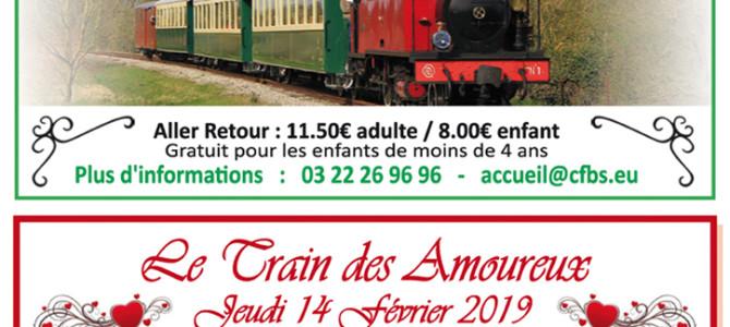 LE TRAIN DES AMOUREUX