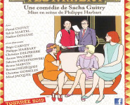 LE NOUVEAU TESTAMENT de Sacha GUITRY