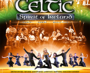 IRISH CELTIC - Spirit of Ireland > 2 représentations !